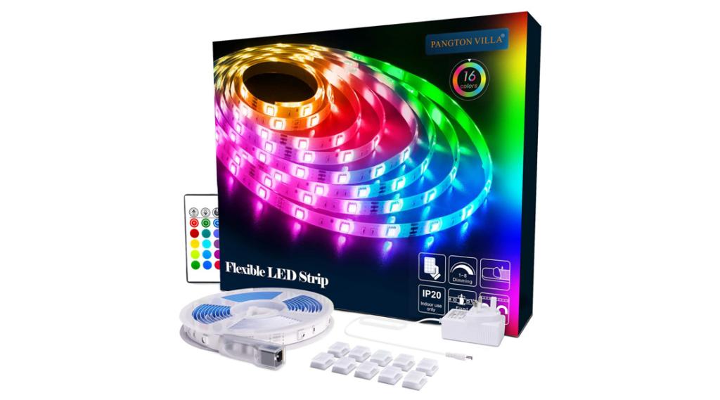 LED Strips Lights by Pangton Villa