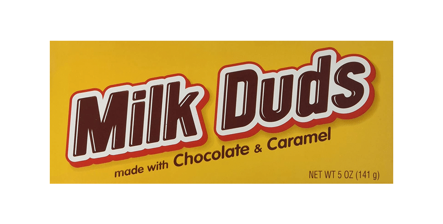 Milk Duds 141g, pack of 3