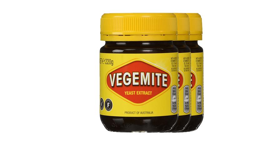 Vegemite 3-pack