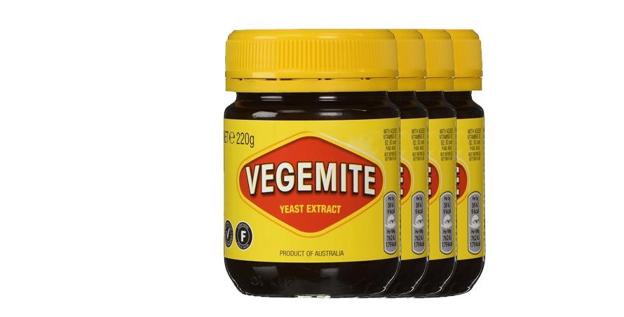 Vegemite 4-pack