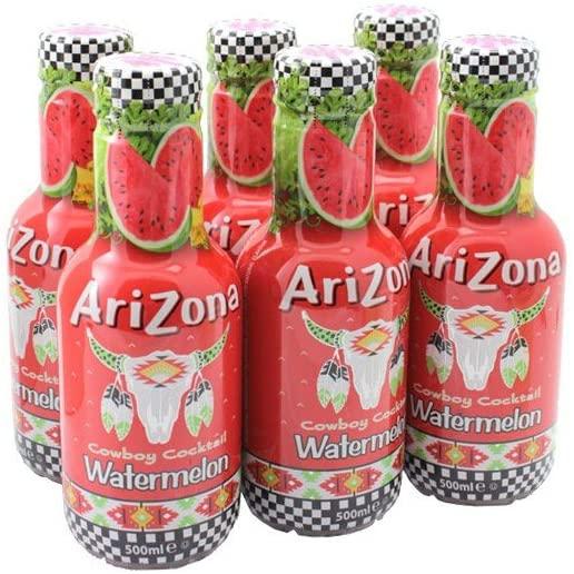 Arizona Watermelon Juice 50cl (pack de 6)