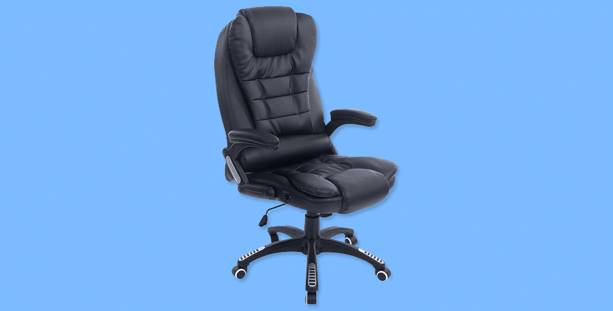 Cherry Tree Furniture Executive Recline Extra Padded Office Chair