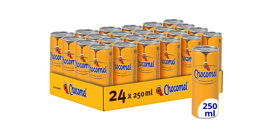 Buy chocomel in the UK - 24-pack