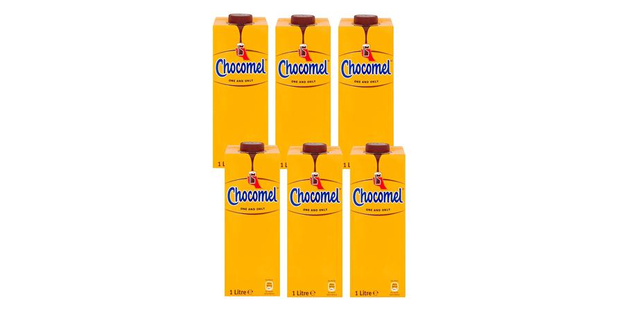 Buy chocomel in the UK - 6-pack