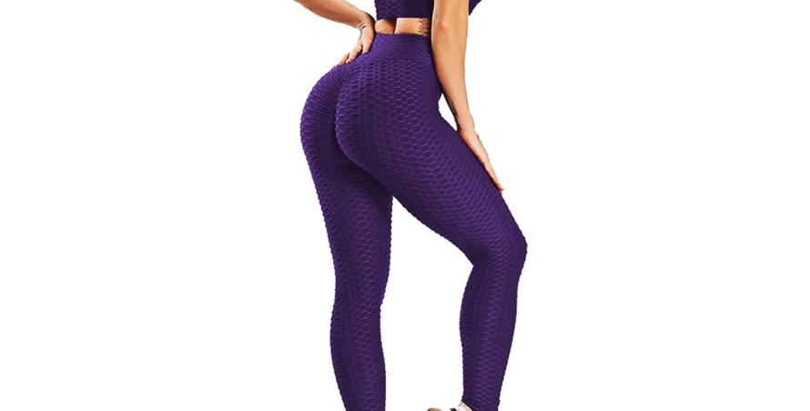 TikTok Leggings - Purple