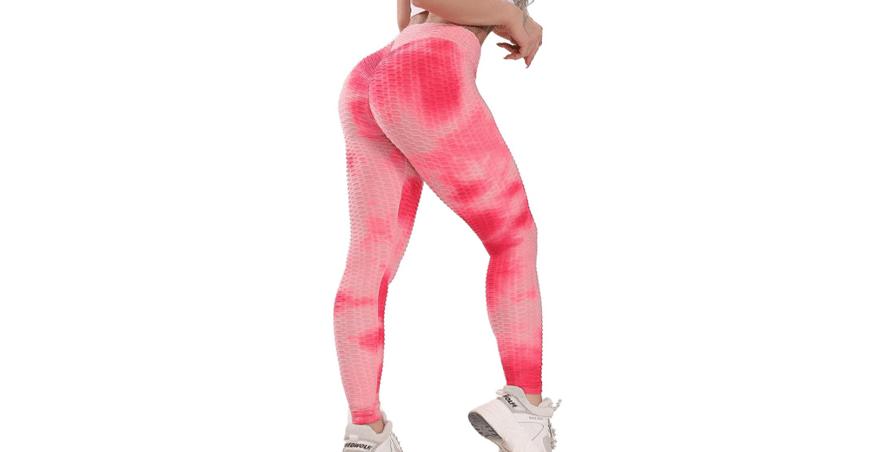SEASUM Leggings - Rose Pink