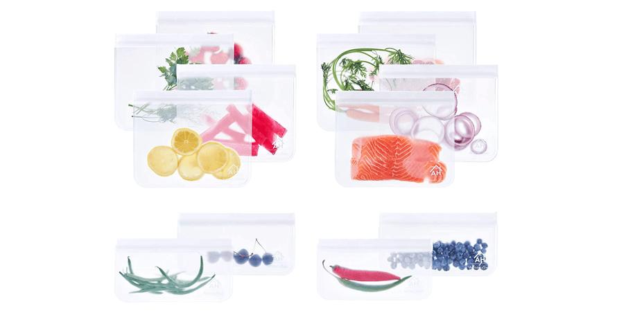 AH Artisan Home Reusable Freezer Bags