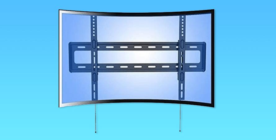 Fleximounts R1 Curved Wall Mount Bracket