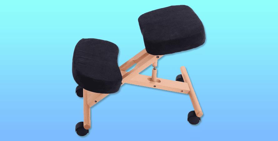 PRO 11 WELLBEING Adjustable Ergonomic Kneeling Chair