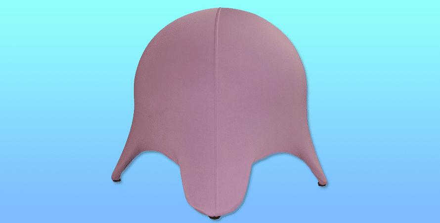 SportShiny Starfish Balance Ball Chair