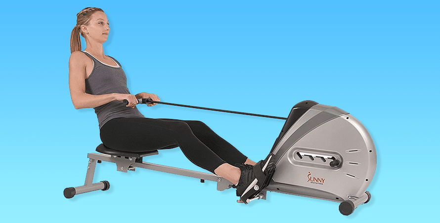 Sunny Health and Fitness SF-RW5606 Rowing Machine - rowing machines under £500