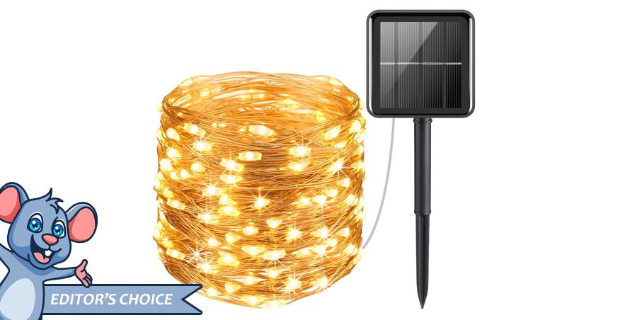 Criacr LED String Lights
