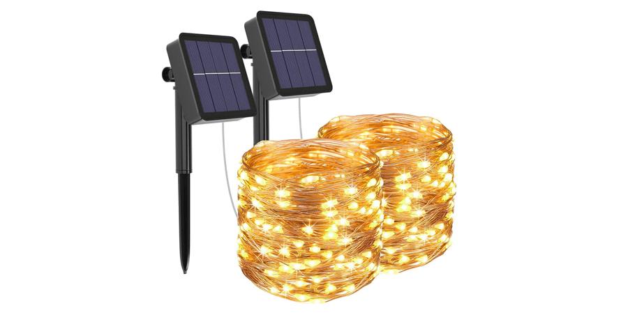 Litogo Solar Fairy Lights