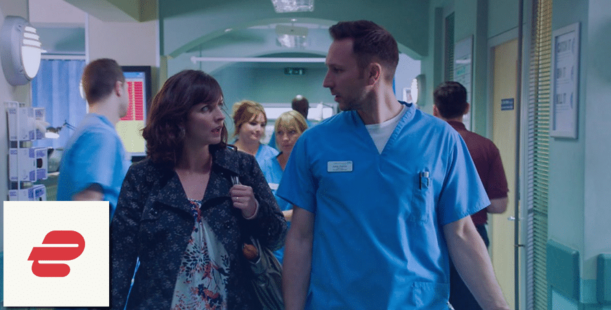 Watch Casualty abroad ExpressVPN