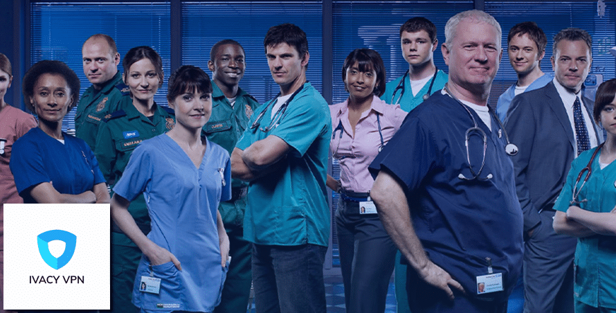 Watch Casualty abroad Ivacy