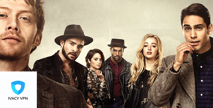 Watch Crackle abroad - Ivacy