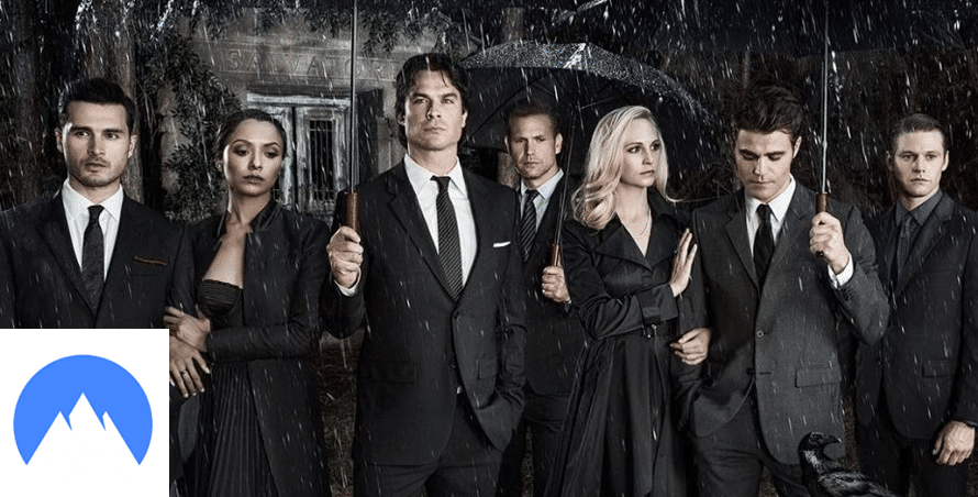 Watch The Vampire Diaries on iflix from anywhere in the world using NordVPN