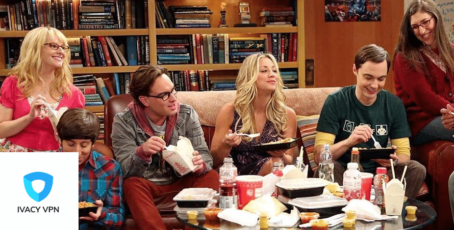 Watch The Big Bang Theory on iflix from anywhere in the world using Ivacy