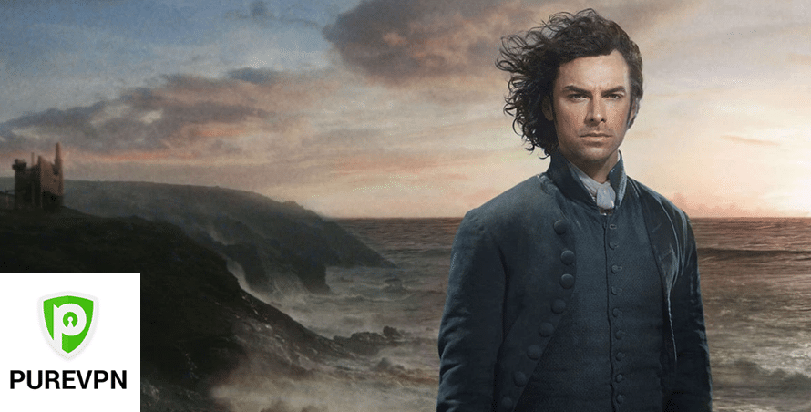 Watch Poldark on iflix from anywhere in the world using PureVPN
